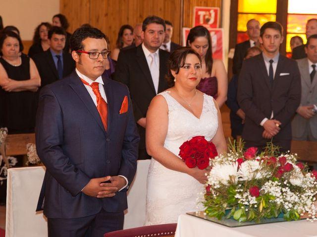 El matrimonio de Ricardo y Paula en Ñuñoa, Santiago 5