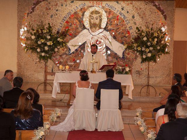 El matrimonio de Ricardo y Paula en Ñuñoa, Santiago 6