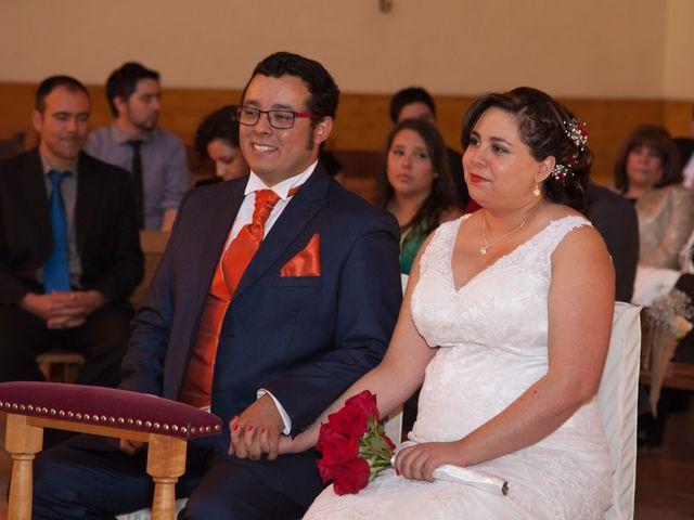 El matrimonio de Ricardo y Paula en Ñuñoa, Santiago 7