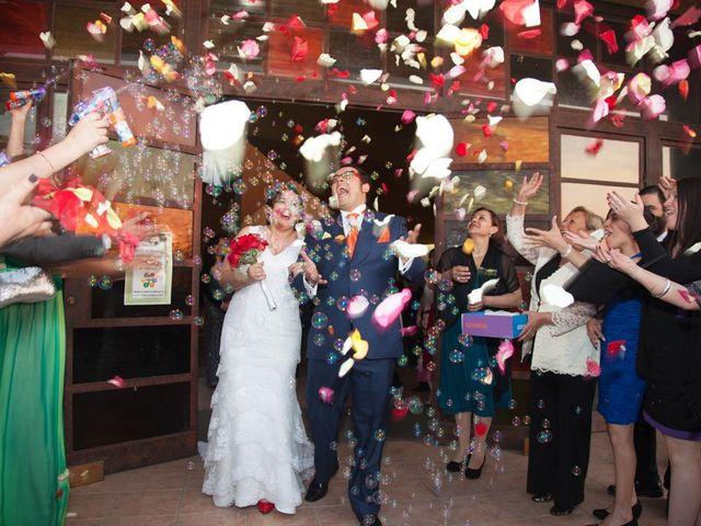 El matrimonio de Ricardo y Paula en Ñuñoa, Santiago 10