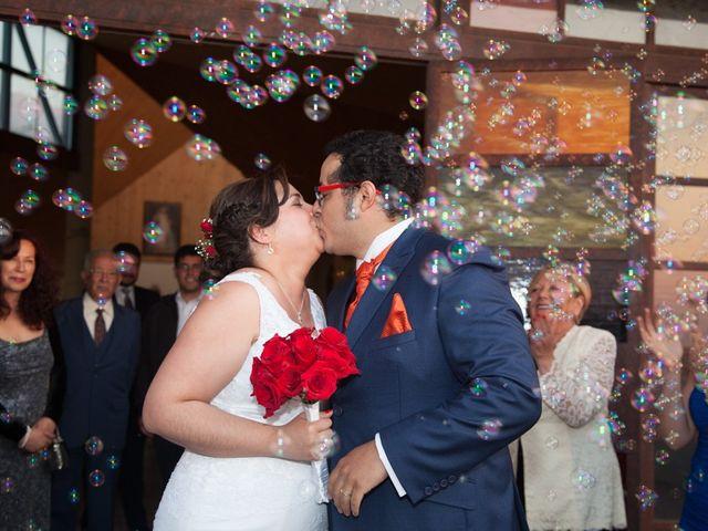 El matrimonio de Ricardo y Paula en Ñuñoa, Santiago 11
