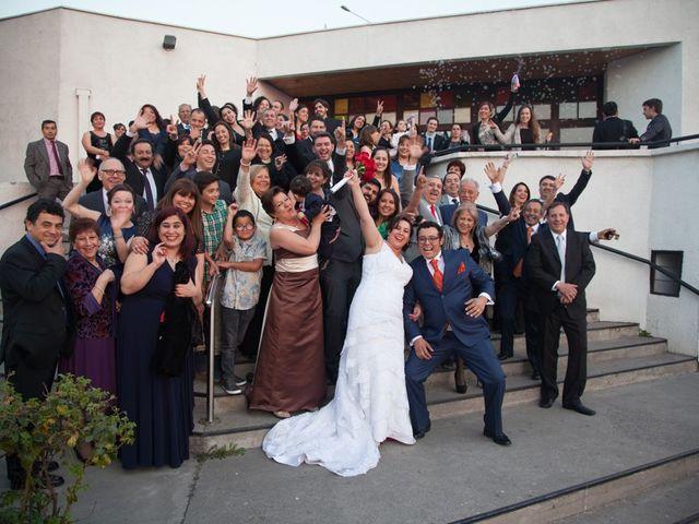 El matrimonio de Ricardo y Paula en Ñuñoa, Santiago 12