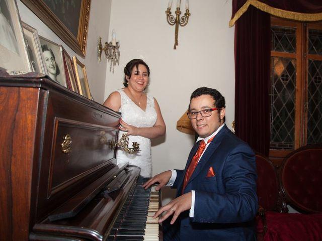 El matrimonio de Ricardo y Paula en Ñuñoa, Santiago 13