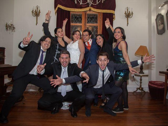 El matrimonio de Ricardo y Paula en Ñuñoa, Santiago 14