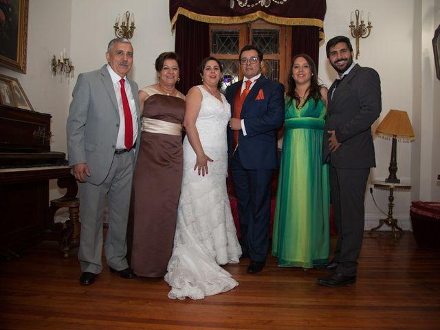 El matrimonio de Ricardo y Paula en Ñuñoa, Santiago 15