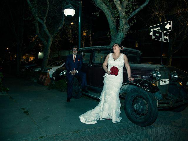El matrimonio de Ricardo y Paula en Ñuñoa, Santiago 17