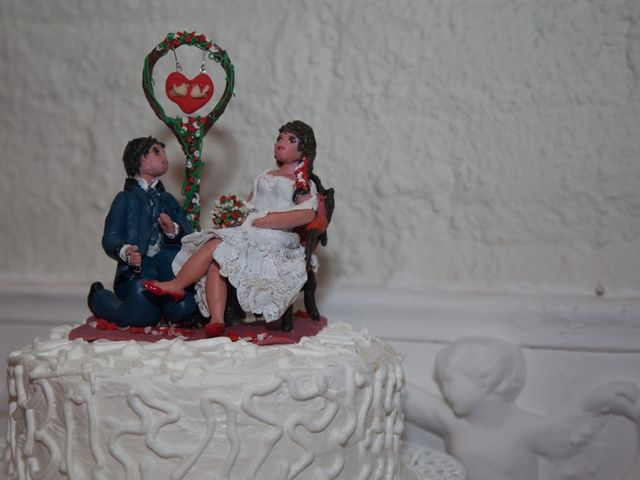 El matrimonio de Ricardo y Paula en Ñuñoa, Santiago 18