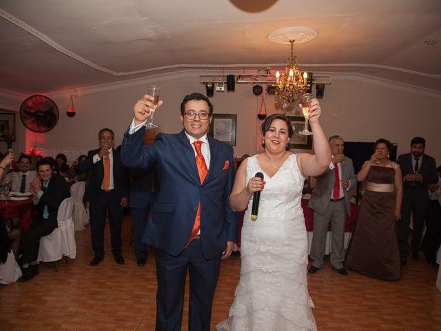 El matrimonio de Ricardo y Paula en Ñuñoa, Santiago 19