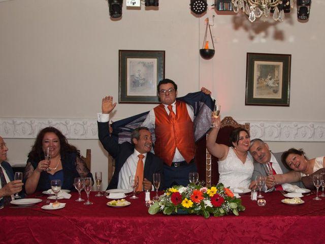 El matrimonio de Ricardo y Paula en Ñuñoa, Santiago 22