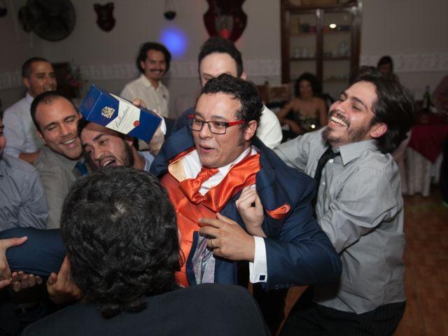 El matrimonio de Ricardo y Paula en Ñuñoa, Santiago 24