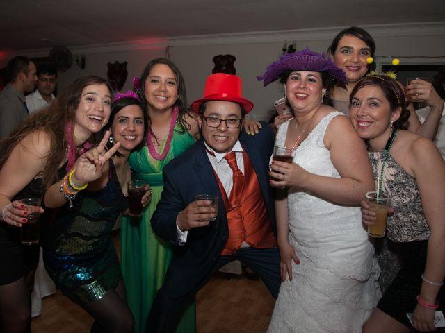 El matrimonio de Ricardo y Paula en Ñuñoa, Santiago 25