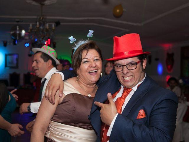 El matrimonio de Ricardo y Paula en Ñuñoa, Santiago 27