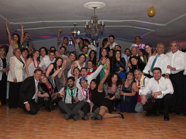 El matrimonio de Ricardo y Paula en Ñuñoa, Santiago 29