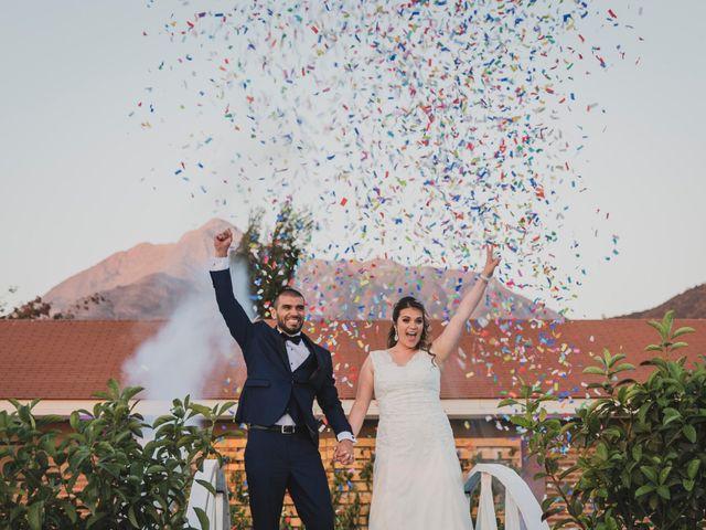 El matrimonio de José y Fadia en Olmué, Quillota 1