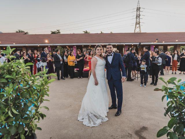 El matrimonio de José y Fadia en Olmué, Quillota 2