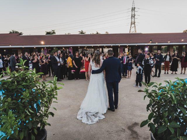 El matrimonio de José y Fadia en Olmué, Quillota 3