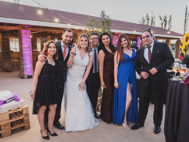 El matrimonio de José y Fadia en Olmué, Quillota 9