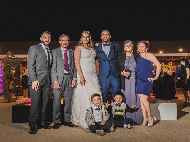 El matrimonio de José y Fadia en Olmué, Quillota 11