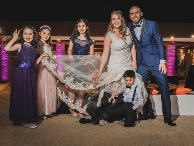El matrimonio de José y Fadia en Olmué, Quillota 14