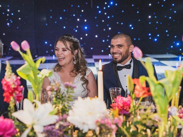 El matrimonio de José y Fadia en Olmué, Quillota 18