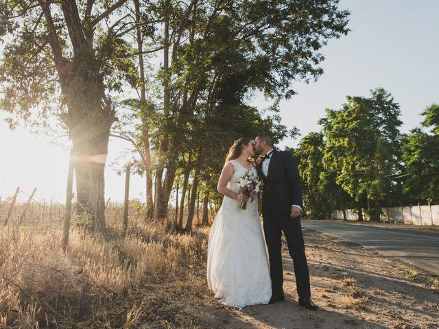 El matrimonio de Fadia y José