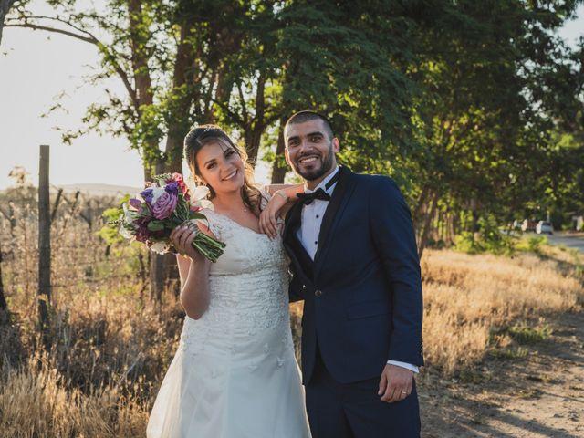 El matrimonio de José y Fadia en Olmué, Quillota 50