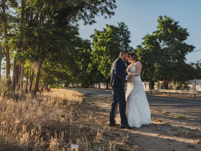El matrimonio de José y Fadia en Olmué, Quillota 52