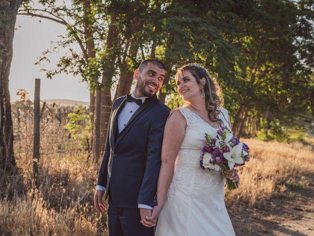 El matrimonio de José y Fadia en Olmué, Quillota 55