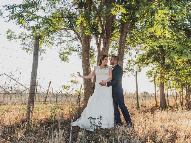 El matrimonio de José y Fadia en Olmué, Quillota 56