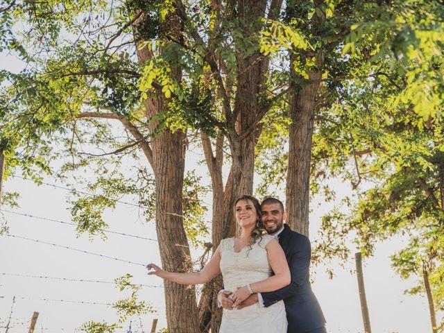 El matrimonio de José y Fadia en Olmué, Quillota 57