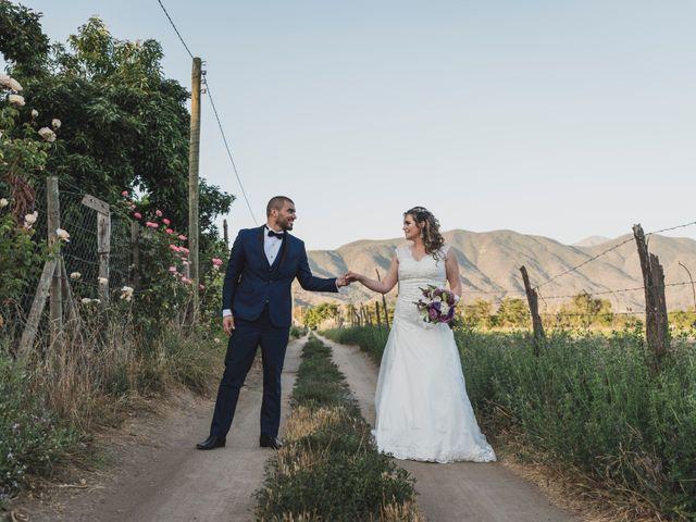 El matrimonio de José y Fadia en Olmué, Quillota 58