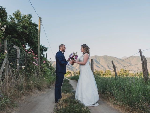 El matrimonio de José y Fadia en Olmué, Quillota 59