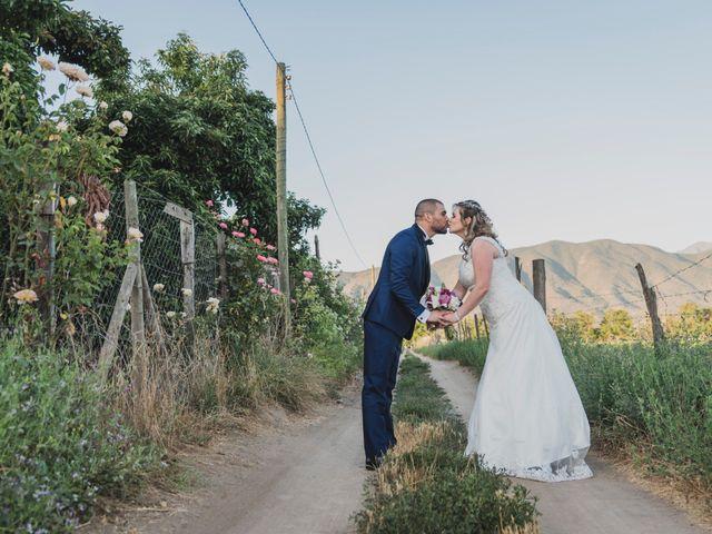 El matrimonio de José y Fadia en Olmué, Quillota 60