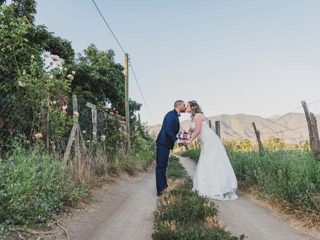 El matrimonio de José y Fadia en Olmué, Quillota 61