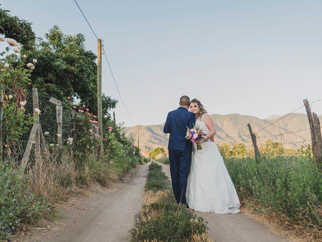 El matrimonio de José y Fadia en Olmué, Quillota 62