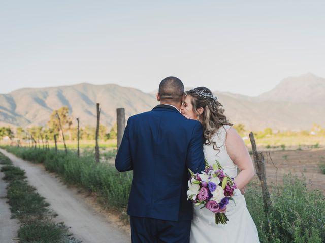 El matrimonio de José y Fadia en Olmué, Quillota 63