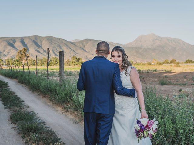 El matrimonio de José y Fadia en Olmué, Quillota 64