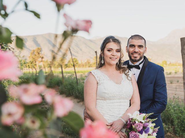 El matrimonio de José y Fadia en Olmué, Quillota 65
