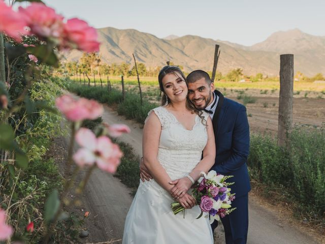 El matrimonio de José y Fadia en Olmué, Quillota 66