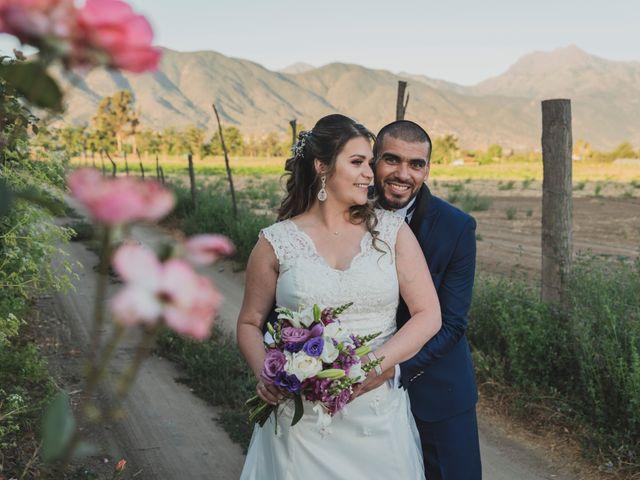 El matrimonio de José y Fadia en Olmué, Quillota 67
