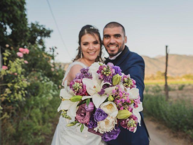 El matrimonio de José y Fadia en Olmué, Quillota 68
