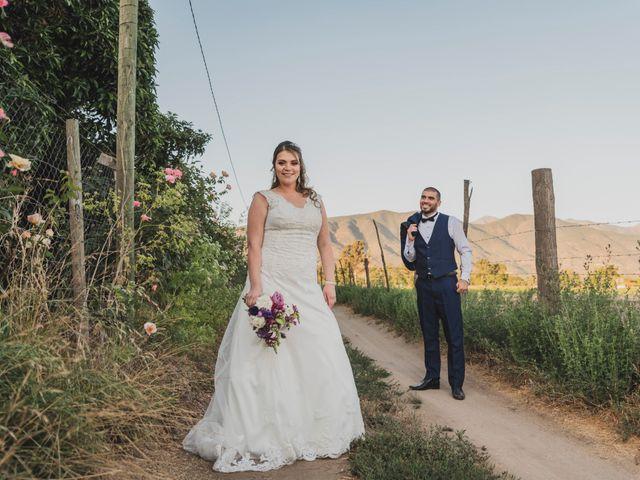El matrimonio de José y Fadia en Olmué, Quillota 69