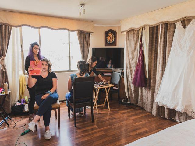 El matrimonio de José y Fadia en Olmué, Quillota 73