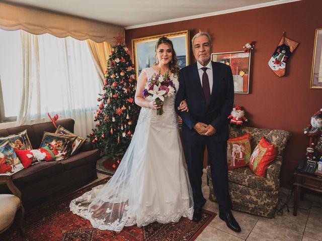 El matrimonio de José y Fadia en Olmué, Quillota 86
