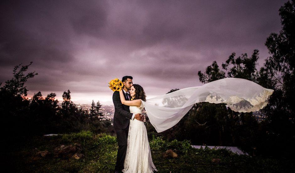El matrimonio de Carole y Matias en Ñuñoa, Santiago