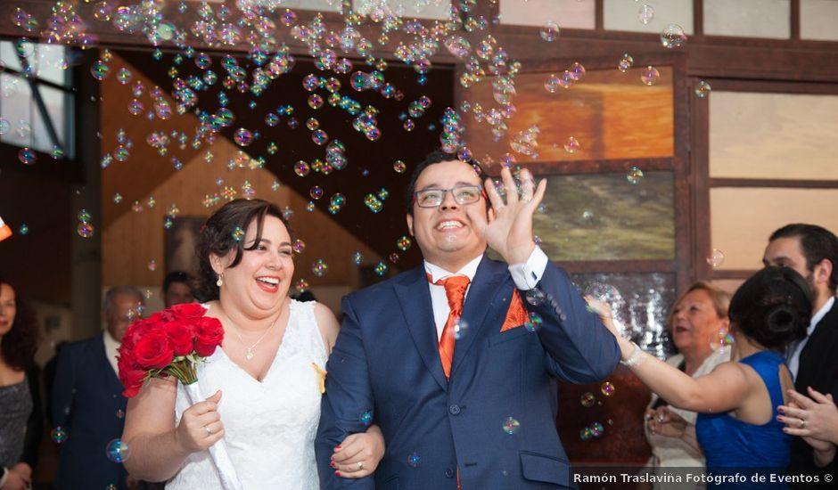 El matrimonio de Ricardo y Paula en Ñuñoa, Santiago