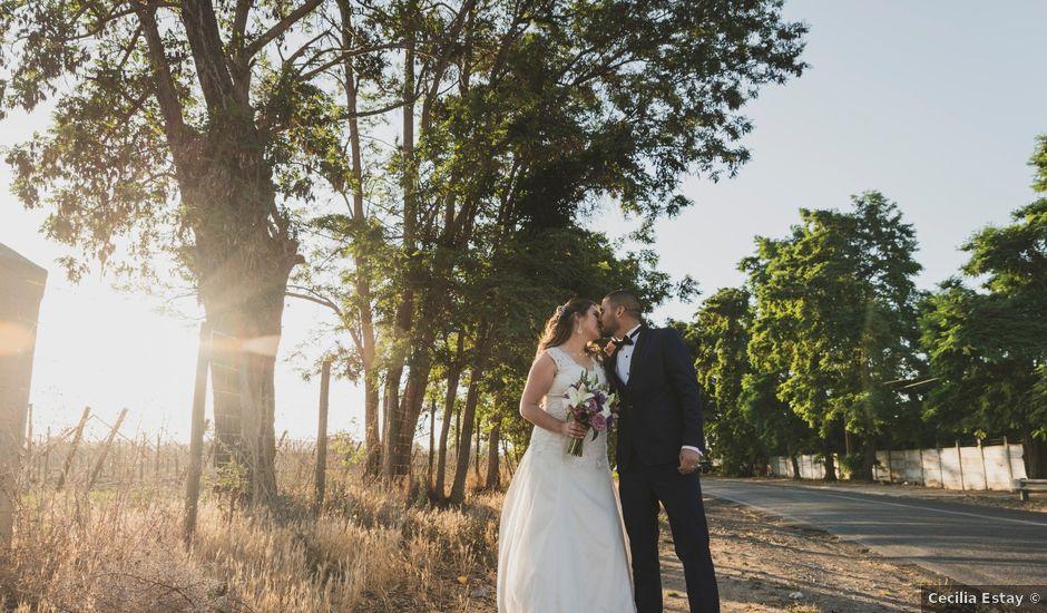 El matrimonio de José y Fadia en Olmué, Quillota