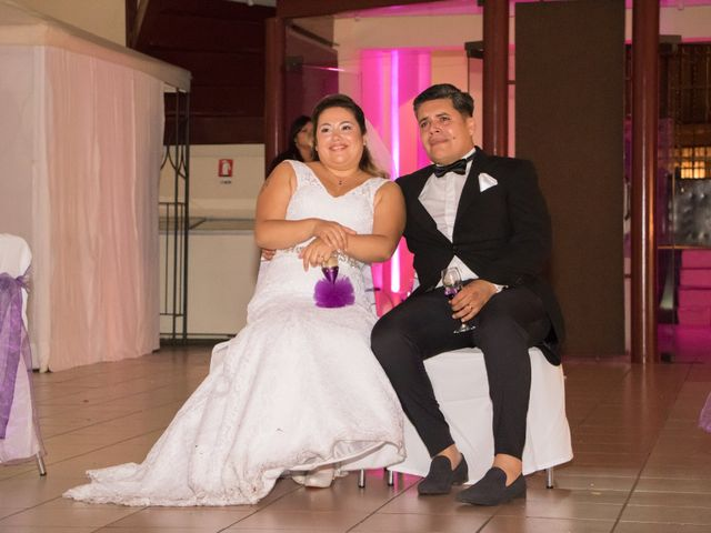El matrimonio de Jocelyn y Ricardo