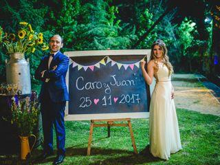El matrimonio de Carolina y Juan Ignacio