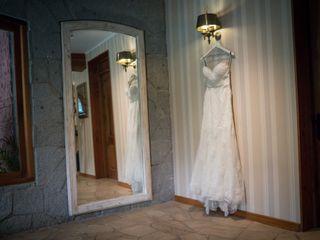 El matrimonio de Lissette y Cristian 2